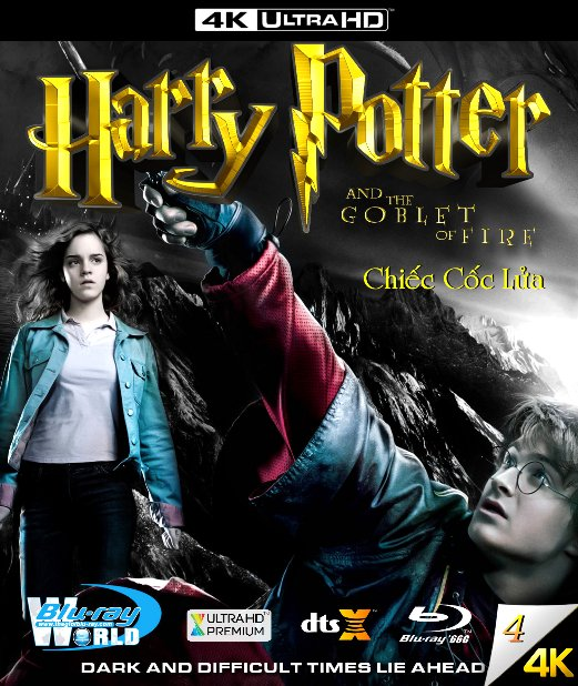4KUHD-037.Harry Potter and the Goblet of Fire 2005 - Harry Potter Và Chiếc Cốc Lửa 4K-66G (DTS:X 7.1)