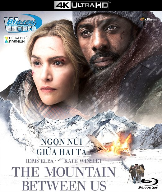 4KUHD-064.The Mountain Between Us 2017 - Ngọn Núi Giữa Hai Ta 4K-66G (DTS-HD MA 7.1)