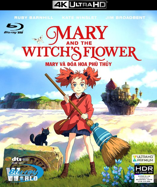 4KUHD-166.Mary and the Witch