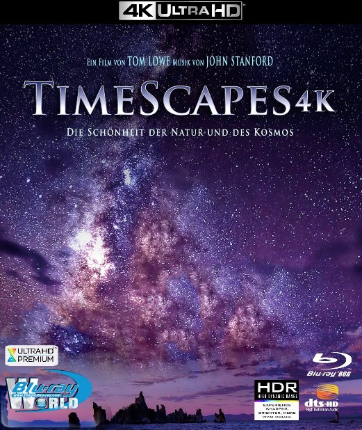 4KUHD-313. TimeScapes 4K-66G (DTS-HD MA 5.1)