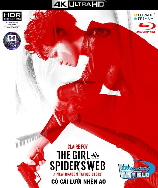 4KUHD-369. The Girl in the Spider