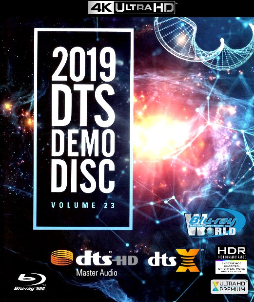 4KUHD-380.DTS Demo Disc Vol.23 2019 4K-66G (DTS:X 7.1)