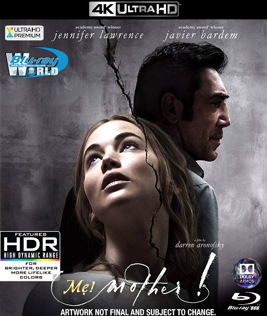 4KUHD-401. Mother! - Mẹ! 4K-66G (TRUE- HD 7.1 DOLBY ATMOS)