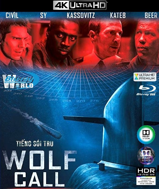 4KUHD-431. The Wolf