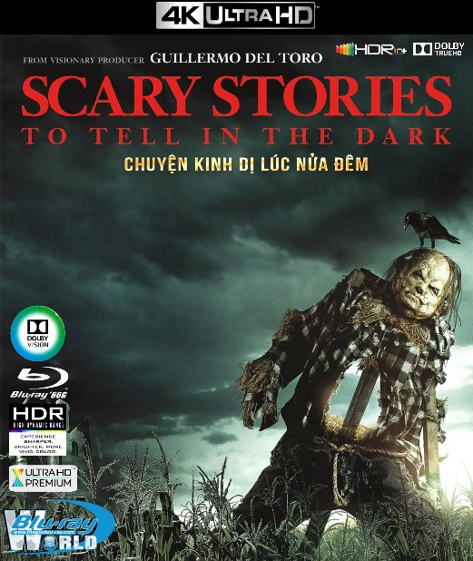 4KUHD-516.Scary Stories to Tell in the Dark 2019 - Chuyện Kinh Dị Lúc Nửa Đêm 4K-66G (DOLBY TRUE-HD 5.1 - DOLBY VISION)