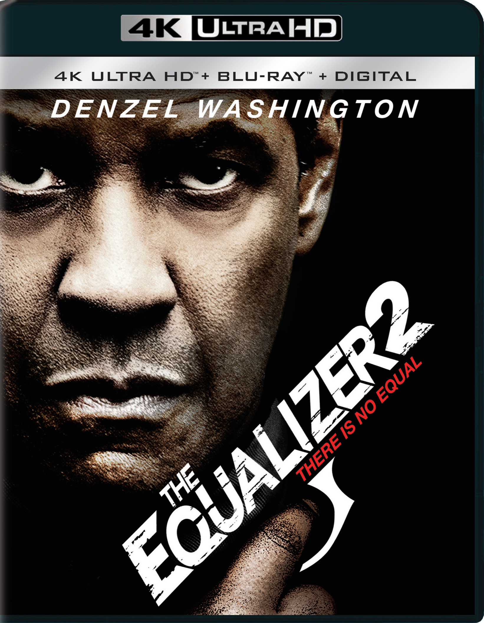 THE EQUALIZER 2 2018 (4K ULTRA HD)