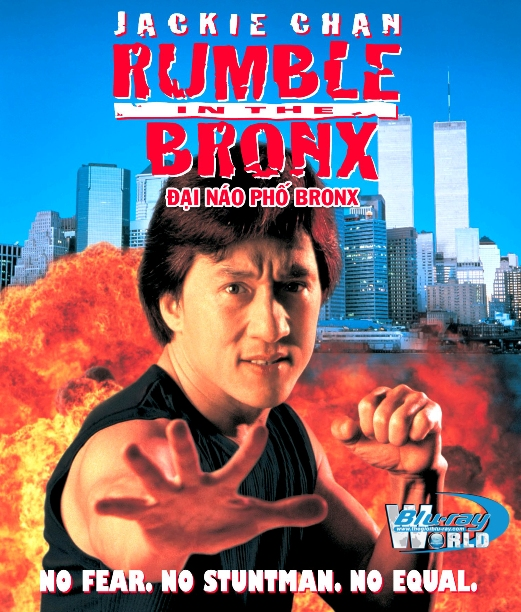 B2378. Rumble In The Bronx 1996 - ĐẠI NÁO PHỐ BRONX 2D25G (DTS-HD MA 5.1)