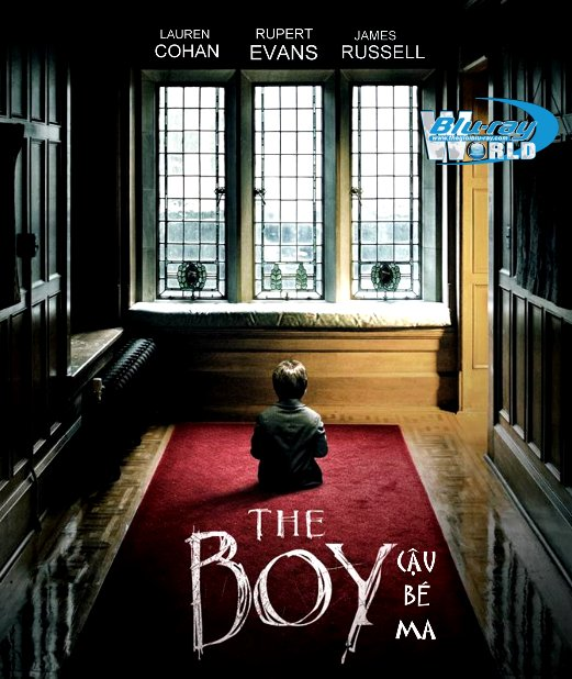 B2530. THE BOY 2016 - CẬU BÉ MA 2D25G (DTS-HD MA 5.1)