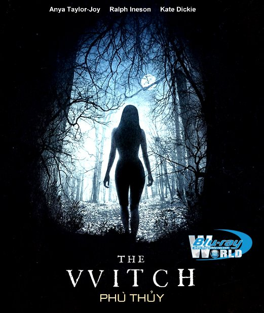 B2533. THE WITCH 2016 - PHÙ THỦY 2D25G (DTS-HD MA 5.1)
