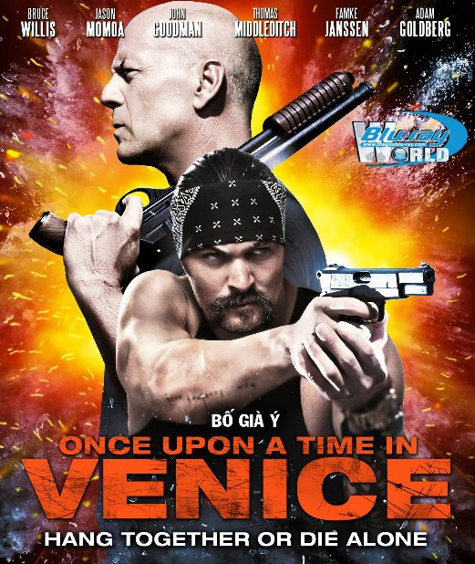 B3075.Once Upon a Time in Venice 2017 - BỐ GIÀ Ý 2D25G (DTS-HD MA 5.1)