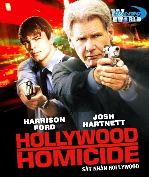 B3133.Hollywood Homicide - Sát Nhân Hollywood 2D25G (DTS-HD MA 5.1)