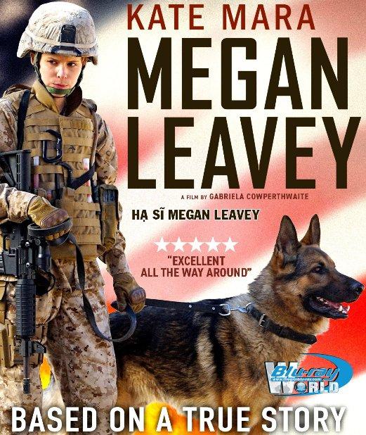 B3149  Megan Leavey 2017 - Hạ Sỹ Megan Leavey 2D25G (DTS-HD MA 5 1
