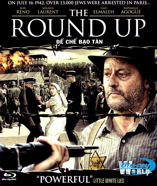 B3188.The Round Up (La rafle)   - ĐÊ CHẾ TÀN BẠO 2D25G (DTS-HD MA 5.1)