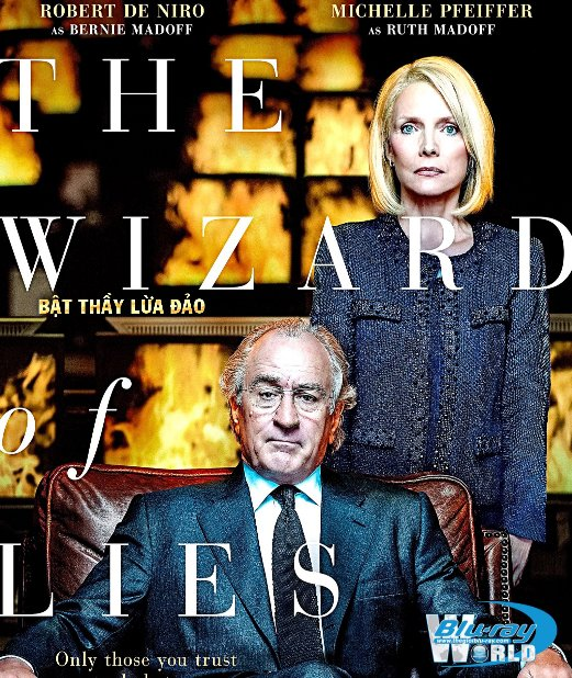B3204.The Wizard of Lies 2017 - BẬC THẦY LỪA ĐẢO 2D25G (DTS-HD MA 5.1)