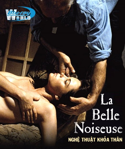B3330.The Beautiful Troublemaker (La belle noiseuse) - NGHỆ THUẬT KHỎA THÂN 2D25G (DTS-HD MA 5.1)