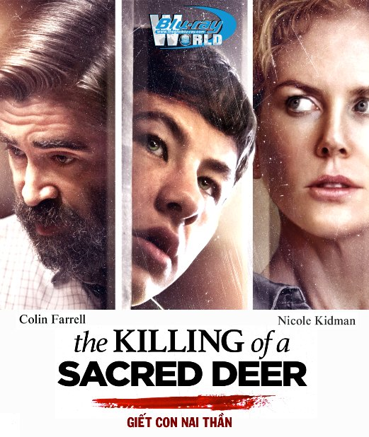 F1219.The Killing of a Sacred Deer 2017 - Giết Con Nai Thần 2D50G (DTS-HD MA 5.1)
