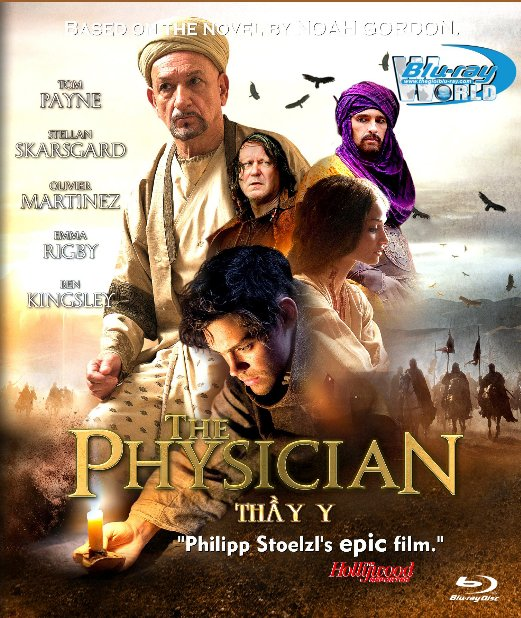 F1229.The Physician 2017 - THẦY Y 2D50G (DTS-HD MA 5.1)
