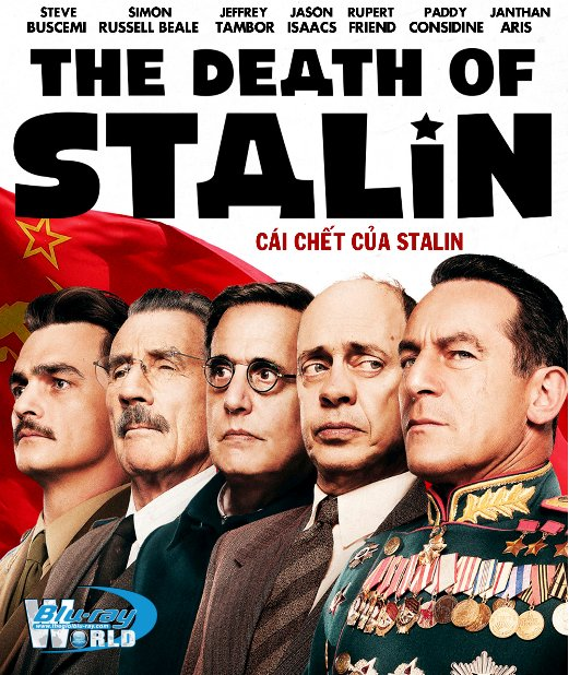 B3379.The Death of Stalin 2017 - CÁI CHẾT CỦA STALIN 2D25G (DTS-HD MA 5.1)