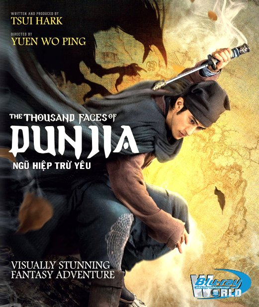 B3419.The Thousand Faces of Dunjia 2018 - NGŨ HIỆP TRỪ YÊU 2D25G (DTS-HD MA 5.1)