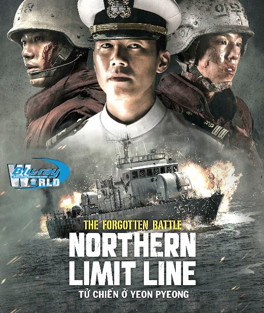 F1286.Northern Limit Line 2017 - TỬ CHIẾN Ở YEON PYEONG 2D50G (DTS-HD MA 5.1)