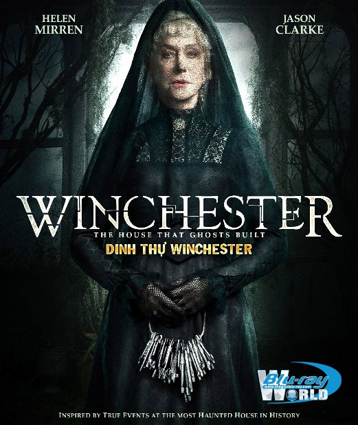 B3507. Winchester  2018 -  Dinh Thự Winchester 2D25G (DTS-HD MA 5.1)