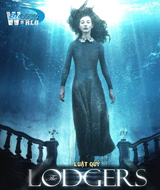 B3534. THE LODGERS 2018 -  LUẬT QUỶ 2D25G (DTS-HD MA 5.1)