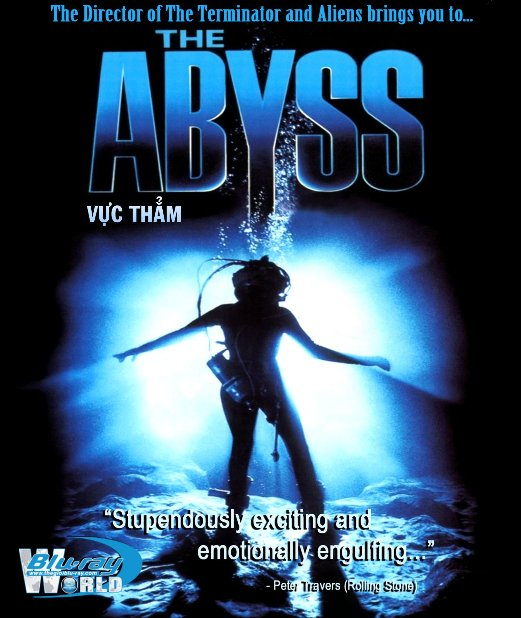 F1359. The Abyss -  Vực Thẳm 2D50G (DTS-HD MA 5.1)
