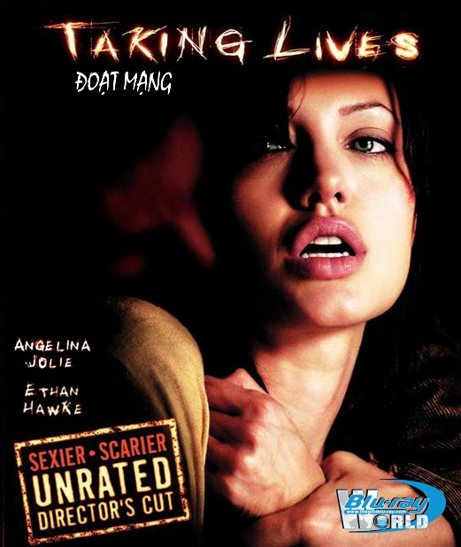 B3624. Taking Lives - ĐOẠT MẠNG 2D25G (DTS-HD MA 5.1)
