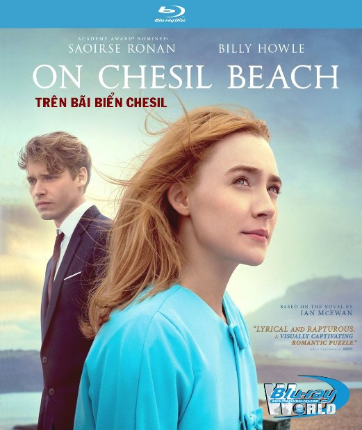 F1456. On Chesil Beach 2018 - Trên Bãi Biển Chesil 2D50G (DTS-HD MA 5.1)