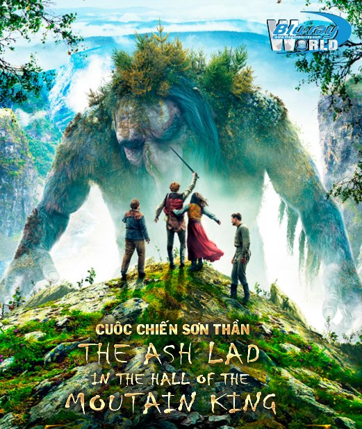 B3724. The Ash Lad In the Hall of the Mountain King - CUỘC CHIẾN SƠN THẦN 2D25G (DTS-HD MA 5.1)