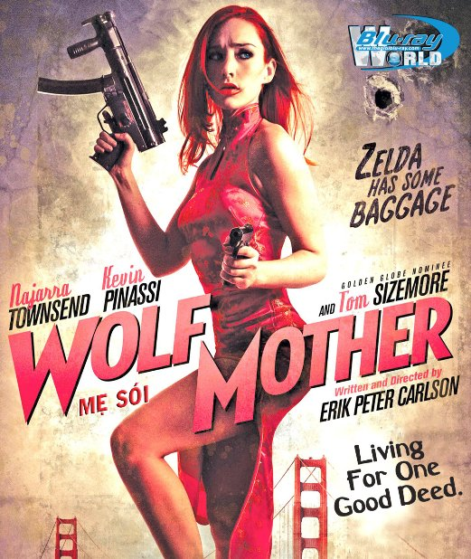 B3734. Wolf Mother 2018 - Mẹ Sói  2D25G (DTS-HD MA 5.1)