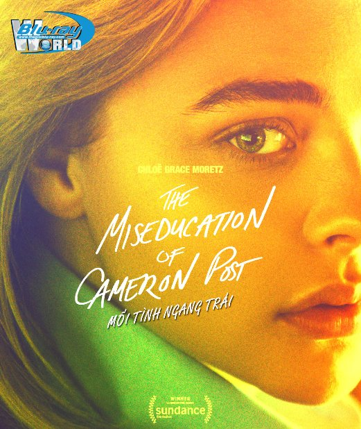 B3797. The Miseducation of Cameron Post 2018 - Mối Tình Ngang Trái 2D25G (DTS-HD MA 5.1)