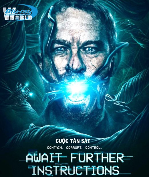 F1591. Await Further Instructions 2018 - Cuộc Tàn Sát 2D50G (DTS-HD MA 5.1)