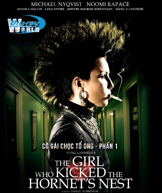 B3969.Millennium III - The Girl Who Kicked the Hornet