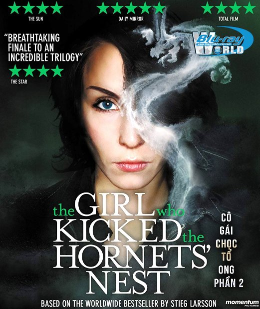 B3970.Millennium III - The Girl Who Kicked the Hornet