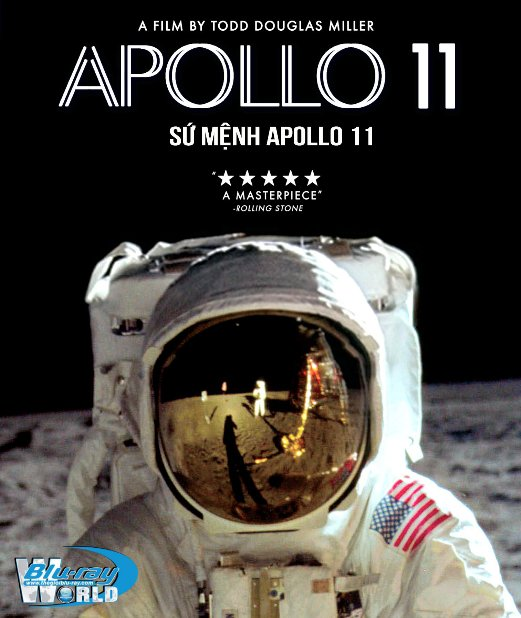 B4043. APOLLO 11 2019 - Sứ Mệnh Apollo 2D25G (DTS-HD MA 5.1)