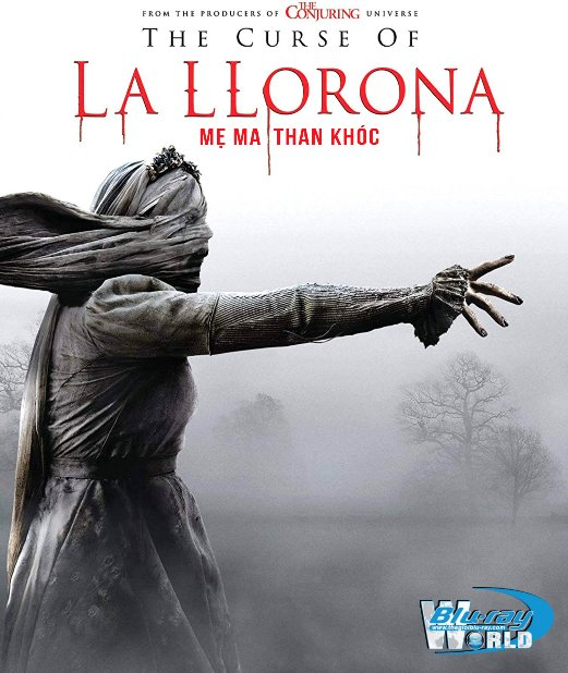 B4108. The Curse of La Llorona 2019 - Mẹ Ma Than Khóc 2D25G (TRUE- HD 7.1 DOLBY ATMOS)