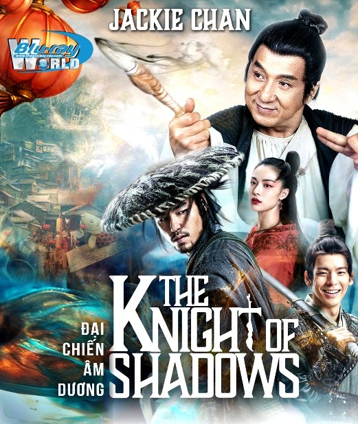 B4233. The Knight of Shadows: Between Yin and Yang 2019 - Đại Chiến Âm Dương 2D25G (DTS-HD MA 5.1)