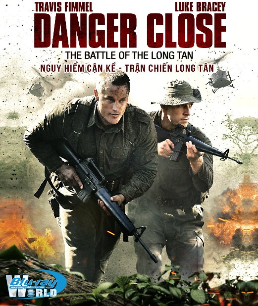 B4273. Danger Close: The Battle of Long Tan 2019 - Nguy Hiểm Cận Kề: Trận Chiến Long Tân  2D25G (DTS-HD MA 5.1)