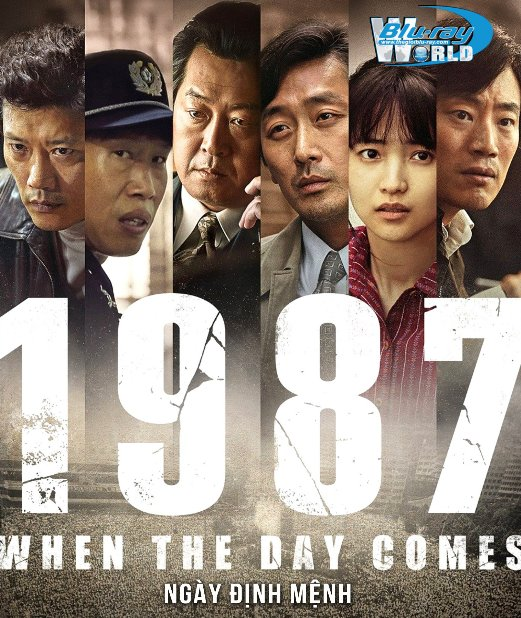 B4317. 1987 When the Day Comes 2019 - 1987: Ngày Định Mệnh 2D25G (DTS-HD MA 5.1)