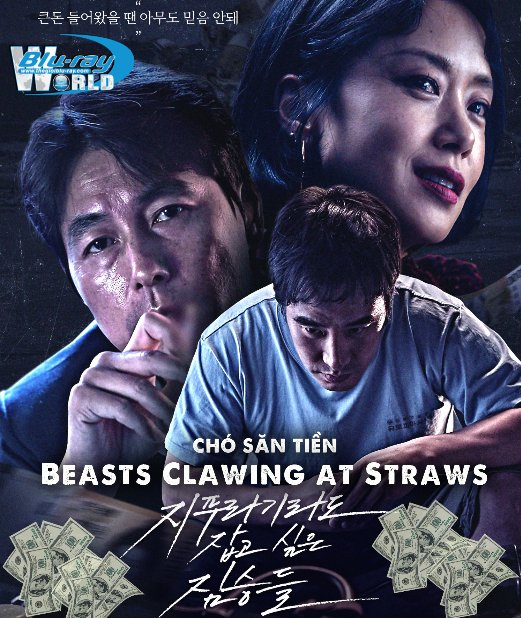 B4655. Beasts That Cling to the Straw 2020  - Chó Săn Tiền 2D25G (DTS-HD MA 5.1)
