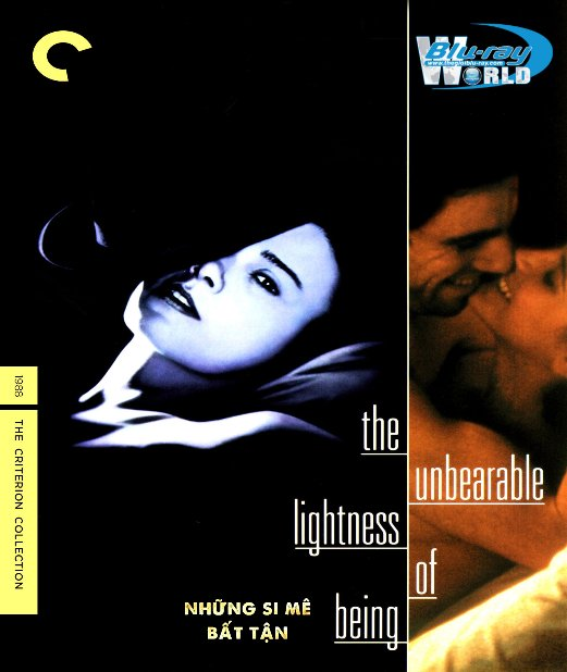 B4667. The Unbearable Lightness of Being - Những Si Mê Bất Tận 2D25G (DTS-HD MA 5.1)