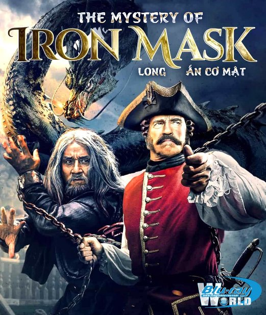 F2097. Journey to China The Mystery of Iron Mask 2020 - Long Ấn Cơ Mật 2D50G (DTS-HD MA 5.1)