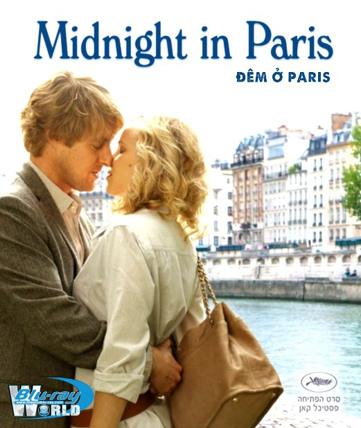 B4712. Midnight In Paris - Đêm Ở Paris 2D25G (DTS-HD MA 5.1)