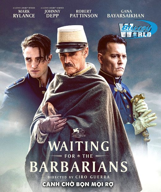 B4755. Waiting for the Barbarians 2020 - Canh Chờ Bọn Mọi Rợ 2D25G (DTS-HD MA 5.1)