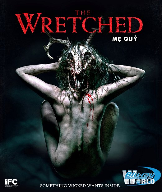 B4832. The Wretched 2020 - Mẹ Quỷ 2D25G (DTS-HD MA 5.1)