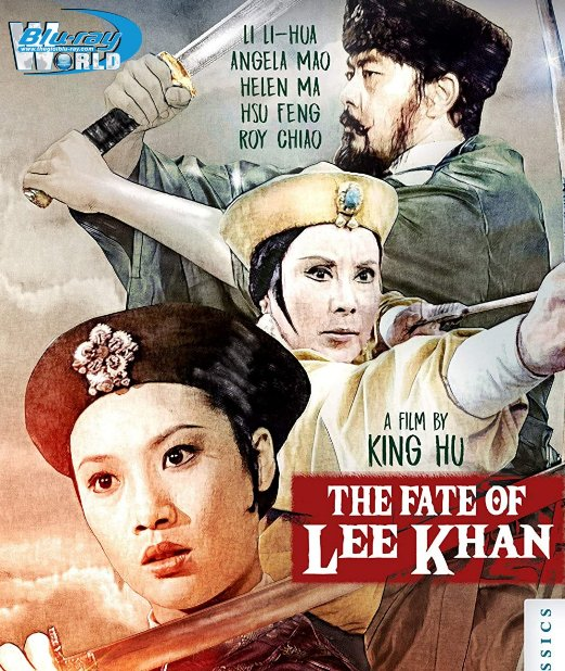 B4839. The Fate of Lee Khan - 迎春阁之风波 1973 2D25G (DTS-HD MA 5.1)