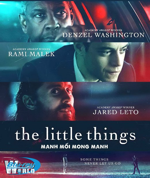 B4936. The Little Things 2021 - Manh Mối Mong Manh 2D25G (DTS-HD MA 7.1)