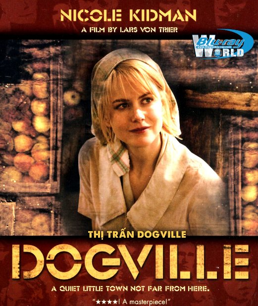 B4940. Dogville - Thị trấn Dogville 2D25G (DTS-HD MA 5.1)