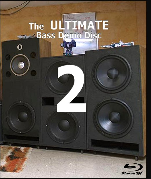 F1616.The ULTIMATE Bass Demo Disc 2 DTS-HD Master-Audio Dolby TrueHD-5.1-7 1 (50G)